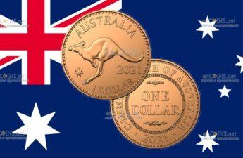 Королевский монетный двор Австралии отмечает 110-летие пенни
